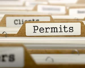 Visit the APPLICATIONS, LICENSES AND PERMITS page
