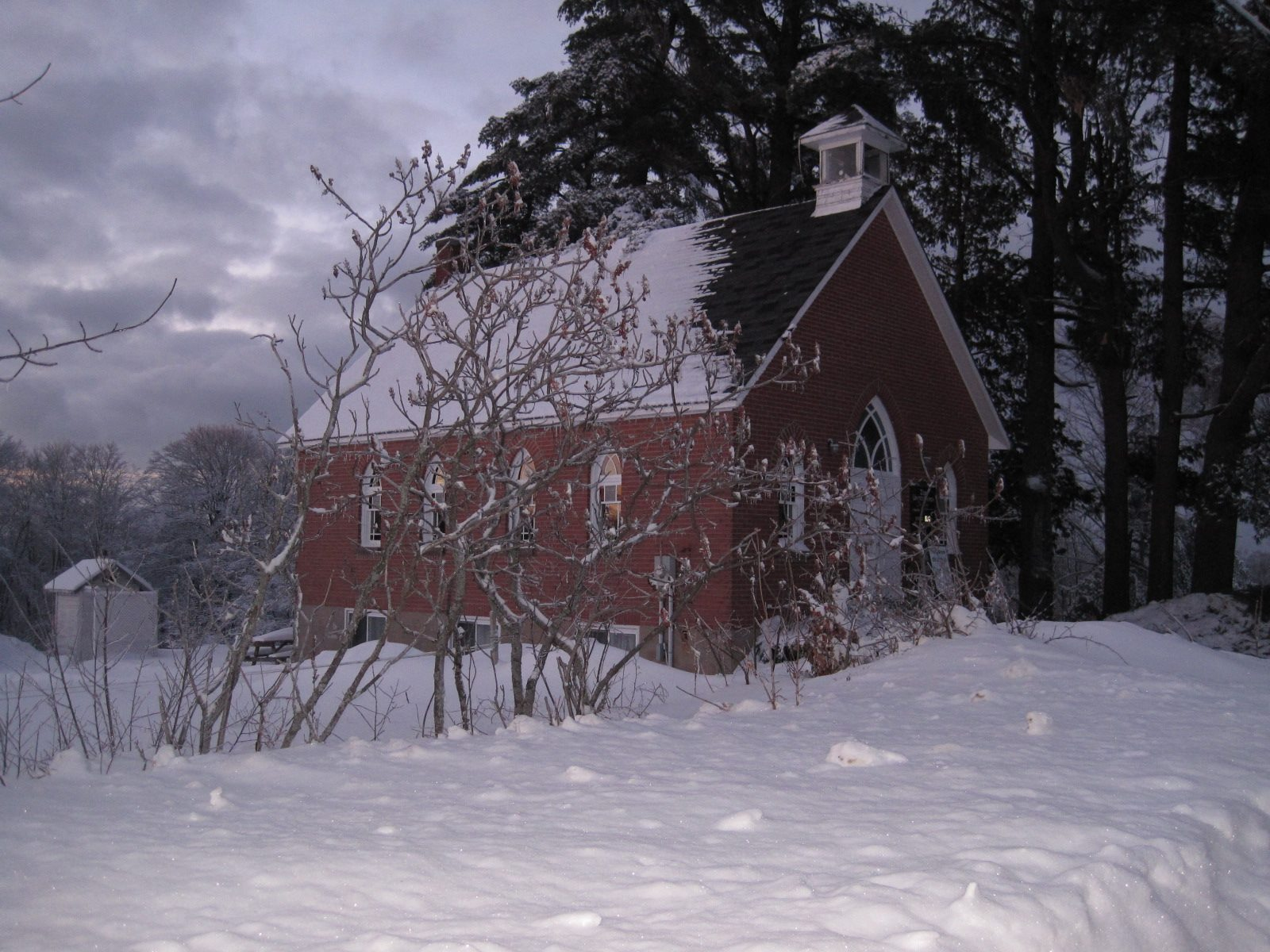 the-ridge church